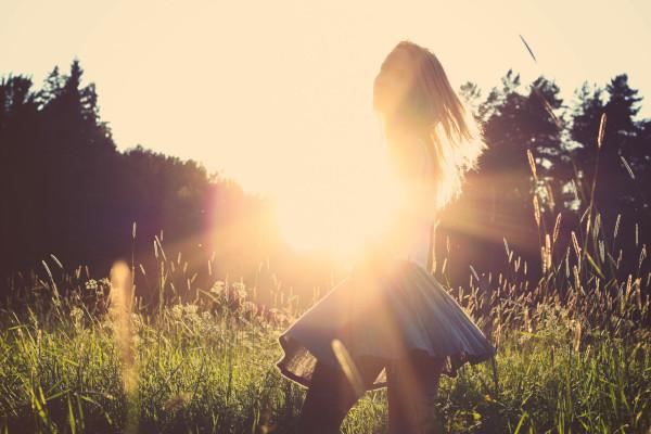 UV Vitamina D luz sol
