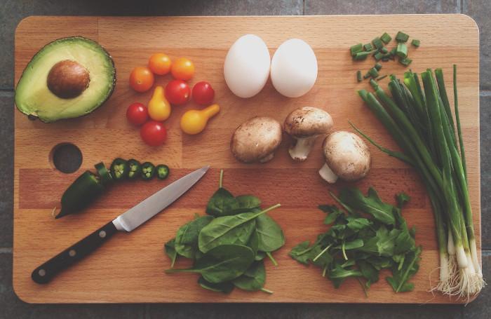 Microbiota, comida real, prebióticos