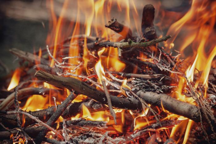 El fuego es posterior al inicio del aumento del volumen cerebral